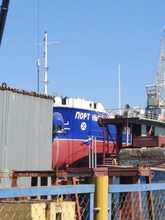 Production facilities of Lotos shipyard